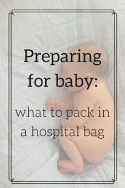 ultimate guide to packing your hospital bag for csection mom