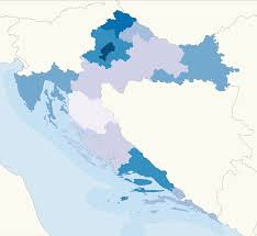 World Population Density Map File Population Density Map Of Croatia 2011 Svg Wikimedia Commons