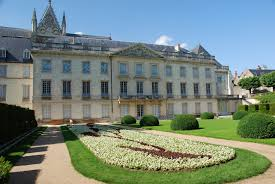file garden at musee des beaux arts in tours jpg