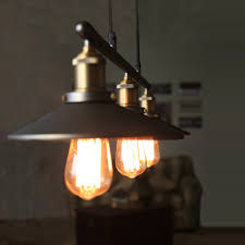aliexpress com buy promotion nordic vintage pulley designed iron aliexpress com buy promotion nordic vintage pulley designed iron art pendant light led edison bulbs ceiling lamp classic home decorative lighting from