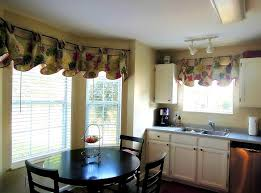 casual dining room curtain ideas rustic mahogany stain finish