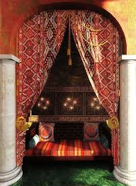 Moroccan Style Curtains Moroccan Style Curtains Scalisi Architects Moroccan Curtains