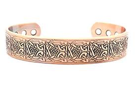 magnetic copper bracelet images Magnetic copper bracelet for arthritis therapy origin celtic jpg