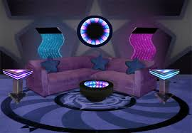 Infinity Mirror Desk Star Infinity Mirror Table And Wall Display
