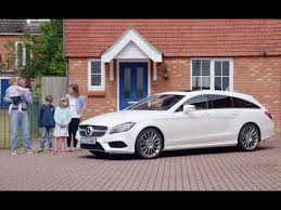 mercedes review uk the cls shooting brake test drive review mercedes cars uk
