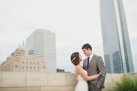Wedding Arches Okc Oklahoma City Museum Of Art Downtown Okc Rooftop Wedding