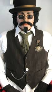 Easy Halloween Makeup For Men by Best 20 Mens Steampunk Costume Ideas On Pinterest Steampunk