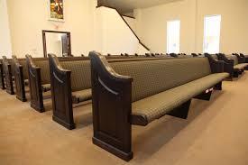 Leader Interiors Church Pews Solid Oak U0026 Maple Pews Pew Body Styles