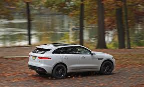 lexus lx fuel consumption 2017 jaguar f pace in depth model review car and driver