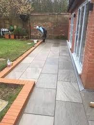 Patio Slab Designs Garden Paving Designs Gardening Design The Great Outdoors