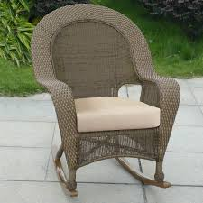 high back swivel rocker patio furniture home outdoor decoration