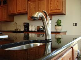 single handle kitchen faucet moen simple decor of single handle