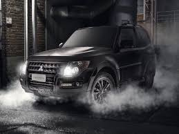 mitsubishi land rover pajero limited edition for mitsubishi 100 year anniversary