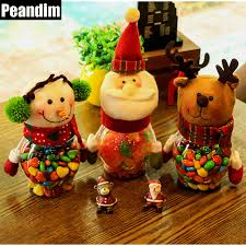 aliexpress com buy peandim christmas ornaments kids candy gifts