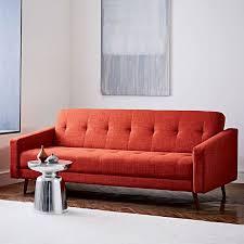 sofa futon kiko futon sofa 82 west elm
