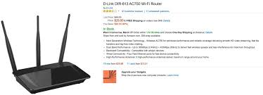 amazon black friday gigabit d link 802 11ac routers ac1750 gigabit 60 shipped ac750 30