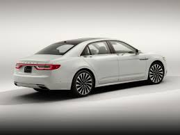 lincoln continental new 2017 lincoln continental price photos reviews safety