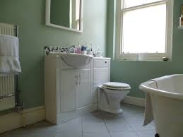 Bathroom Color Scheme Ideas by Green Bathroom Color Ideas Enter Freshness Using Unique Yellow