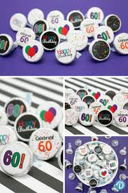 60th birthday party favors 49 best 60th birthday party ideas images on 60th