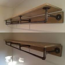 Galvanized Pipe Shelving by How To Make A Freestanding Industrial Pipe Bookcase Pipes