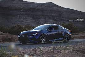 lexus rcf lexus rc f brixton forged wheels