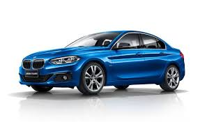 bmw series 1 saloon bmw debuts 1 series sedan for china only car and driver
