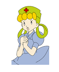 nurse joy coloring pages for kids to color and print