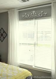 Window Treatment Sales - yard sale metal decor piece in guest bedroom bedroom pinterest