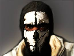 ghost ski mask mw2 100 cod 6 ghost mask call of duty ghosts masked warriors