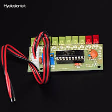 electronic components led lights 1pcs lm3915 audio level indicator electronic production audio lm3915