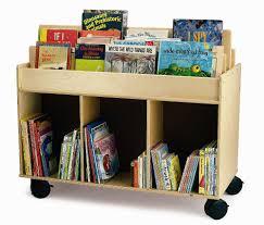 library cart for storage vinyl engine
