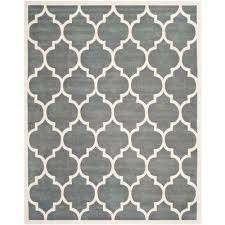 Gray And White Area Rug Gray Area Rugs Rugs The Home Depot
