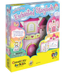 creativity for kids create your own enchanted storybook kit joann