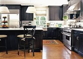 dark kitchen cabinets with dark wood floors pictures dark kitchen cabinets with light wood floors impressive black