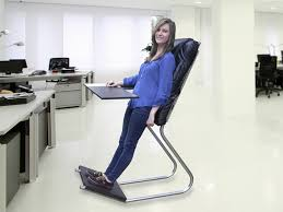 Locus Standing Desk Standing Desk Backrest U003d Leanchair Technabob