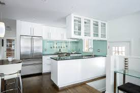 Kitchen Ideas Small Spaces Kitchen Splendid Rectangle White Modern Oven Chic Kitchen Small