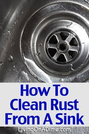 Stainless Steel Questions Faqs About Stainless Steel Shine It How To Clean Rust Stains Off Of A Stainless Steel Sink Living On
