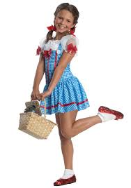 girl costumes dorothy costume