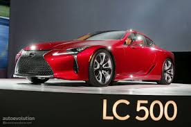 2017 lexus coupes 2017 lexus lc 500 hunts down mercedes s class coupe in detroit