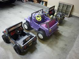 barbie jeep power wheels modified power wheels blitz wheels jeep pictorial u0026 specs