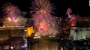 new years in las vegas revelers around the globe ring in 2018 amid heightened security cnn
