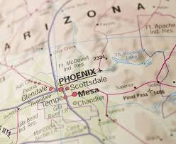 Map Of Phoenix by Safety Consultant In Phoenix Az Safety Consultant