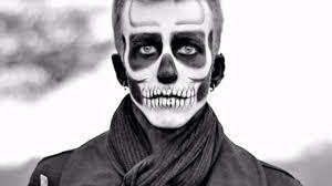 maquillajepara halloween 2016 hombre halloween makeup man 2016
