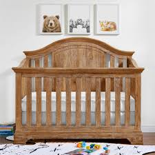 4 In 1 Convertible Crib by Dorel Living Baby Relax Macy 4 In 1 Convertible Crib Natural Rustic