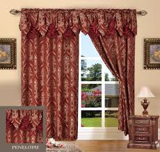 54 Inch Curtains And Drapes Burgundy Bedding Curtains U2013 Ease Bedding With Style