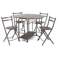 Fold Away Dining Table And Chairs Stow Away Table Corona Stowaway Dining Set Stow Table Andreuorte