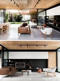 Courtyard Home by The Courtyard House By Figr Architecture U0026 Design Contemporist
