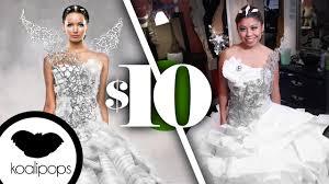 wedding dress costume the hunger katniss everdeen s wedding dress 10 costume
