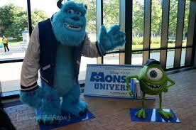 disney pixar dressed monsters university honey lime