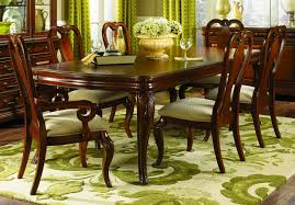 classic dining room legacy dining room table chairs with ribbon